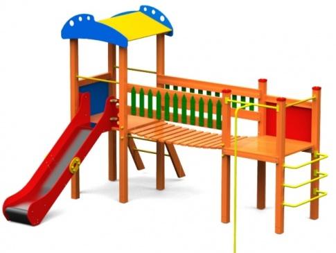 Elmo Place Zabaw 2W001