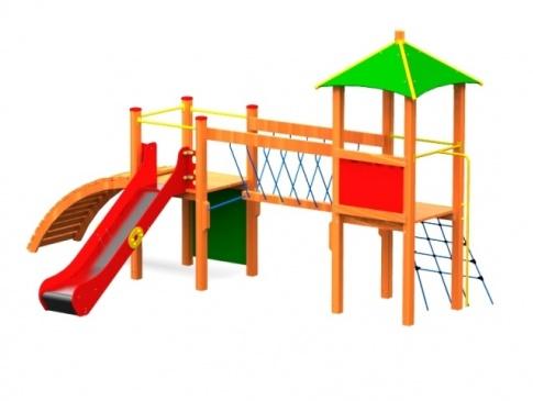 Elmo Place Zabaw 2W004