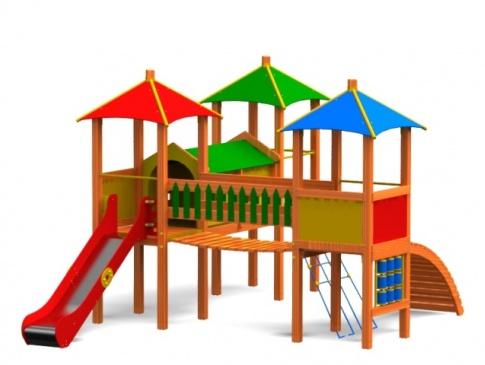 Elmo Place Zabaw 3W005