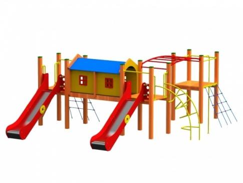 Elmo Place Zabaw 3W007