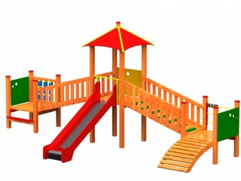 Elmo Place Zabaw 3W009
