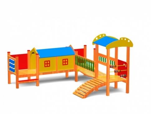 Elmo Place Zabaw 3W010