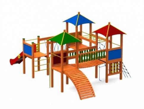Elmo Place Zabaw 4W004