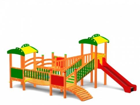 Elmo Place Zabaw 4W005
