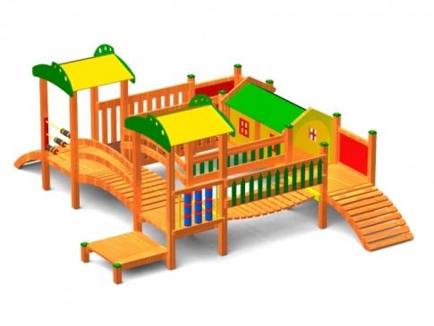 Elmo Place Zabaw 4W006