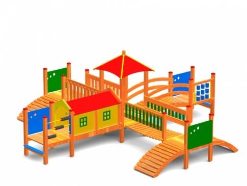 Elmo Place Zabaw 5W001