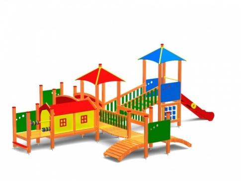 Elmo Place Zabaw 5W002