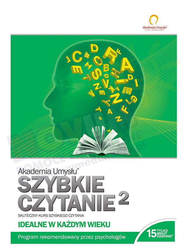 Novum Akademia Umysłu - Szybkie Czytanie 2