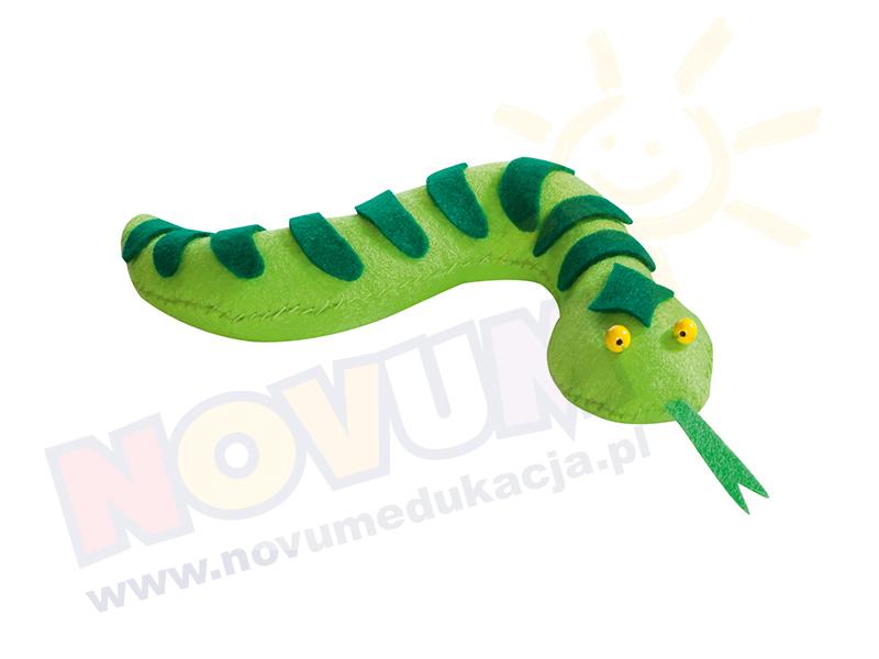 Novum Arkusze filcu - zielony