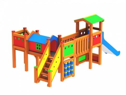 Elmo Place Zabaw BAMBINI 005