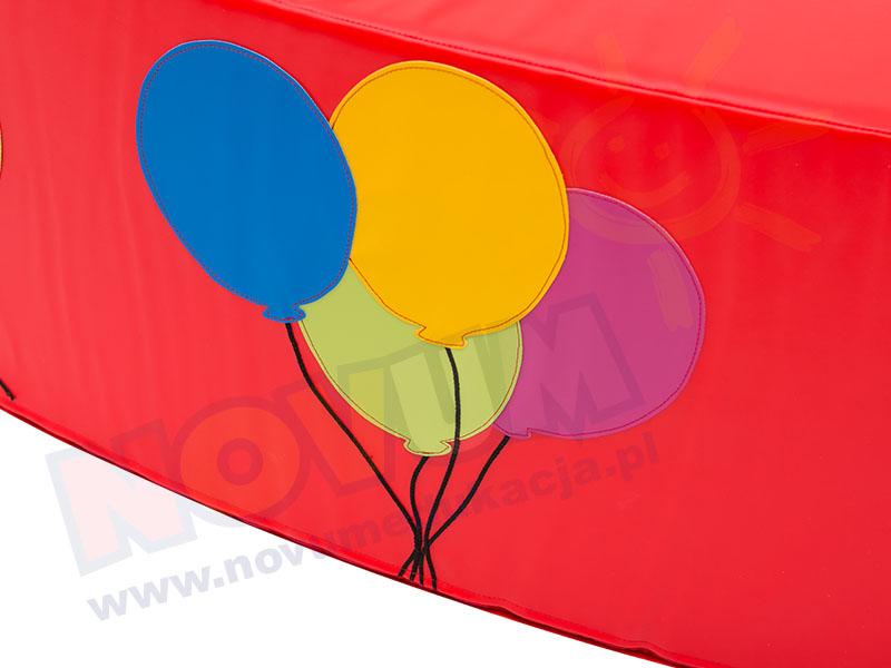Novum Basen narożny Baloniki