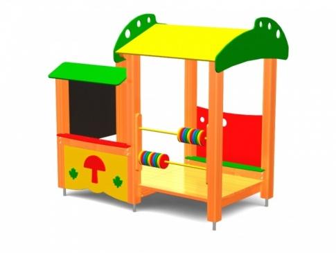 Elmo Place Zabaw Domek 002