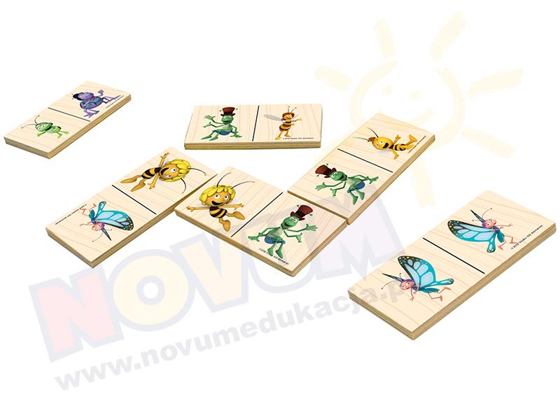 Novum Domino Pszczółka Maja