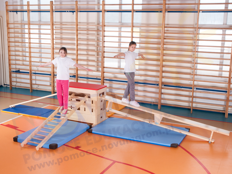 Novum Drabinka gimnastyczna