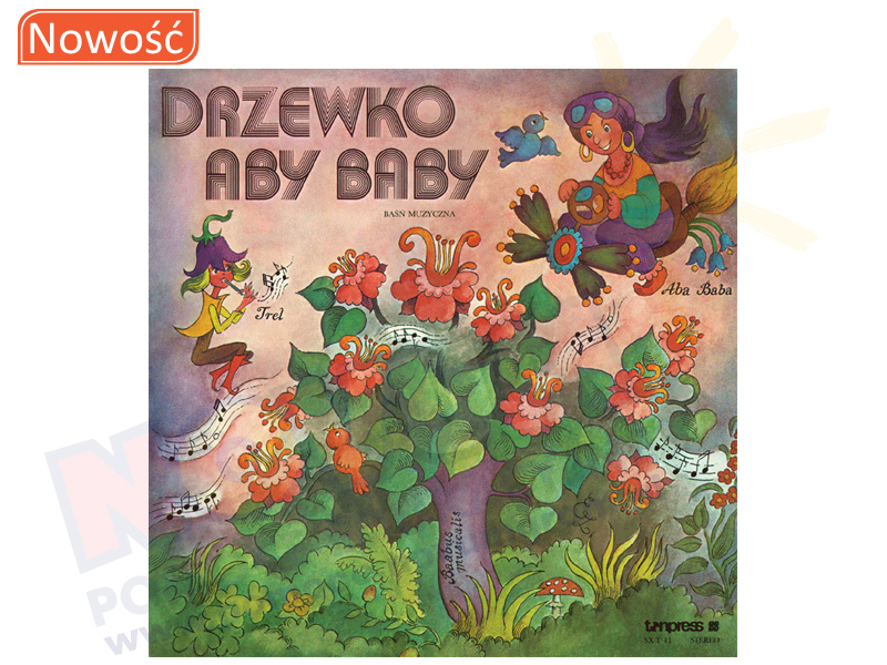 Novum Drzewko Aby Baby