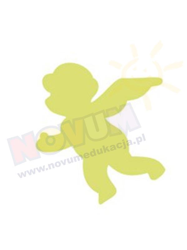 Novum Dziurkacz ozdobny 5 cm aniołek