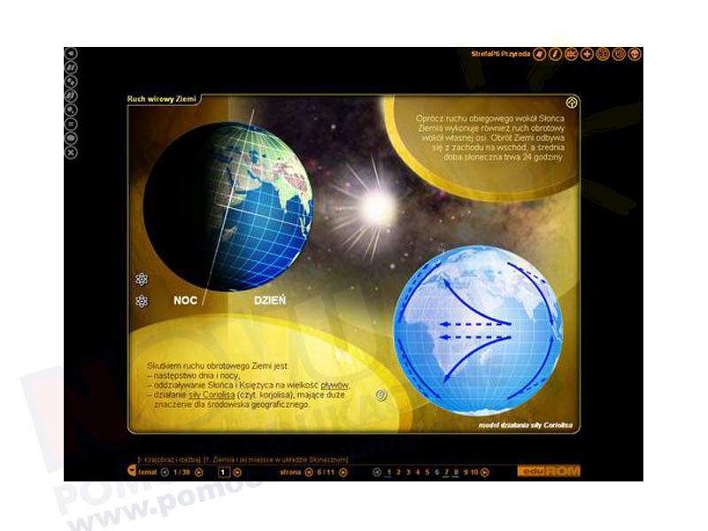 Novum EduROM pakiet klasowy 4 przedmioty dla klasy 6