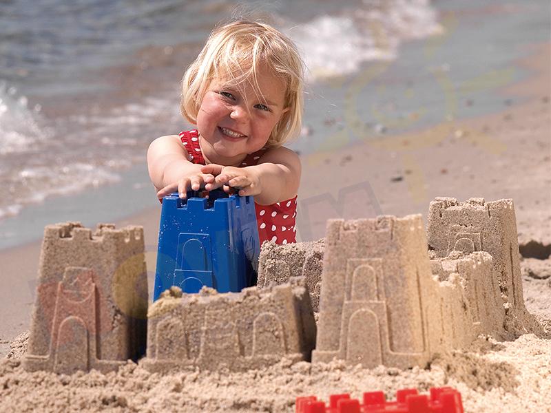 Novum Foremka do piasku Wieża Zamkowa