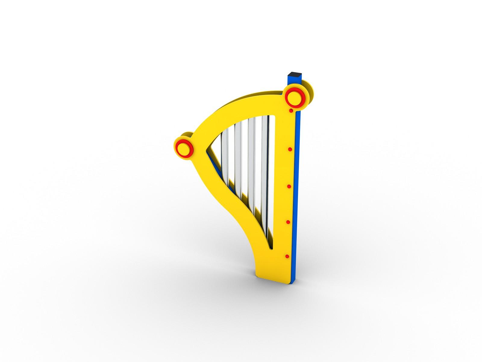 Saternus Harfa
