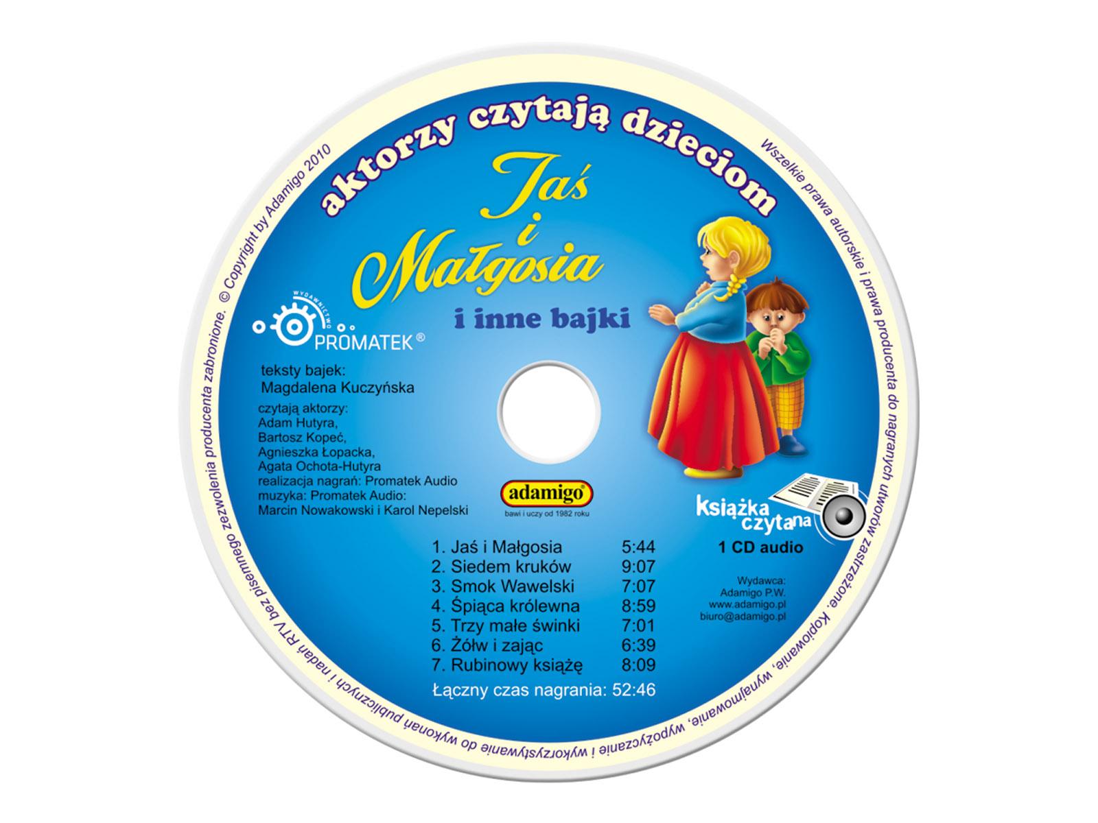 Novum Jaś i Małgosia - gra planszowa