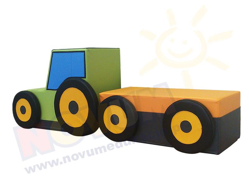 Novum Kanapa traktor