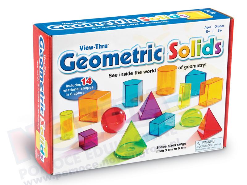 Novum Kolorowe bryły 3D