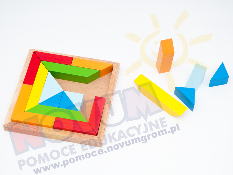Novum Kolorowe figury I