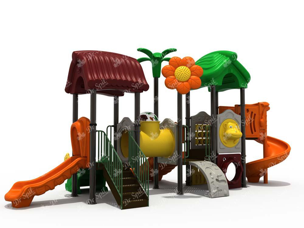 Spil Kolorowy ogród 506901