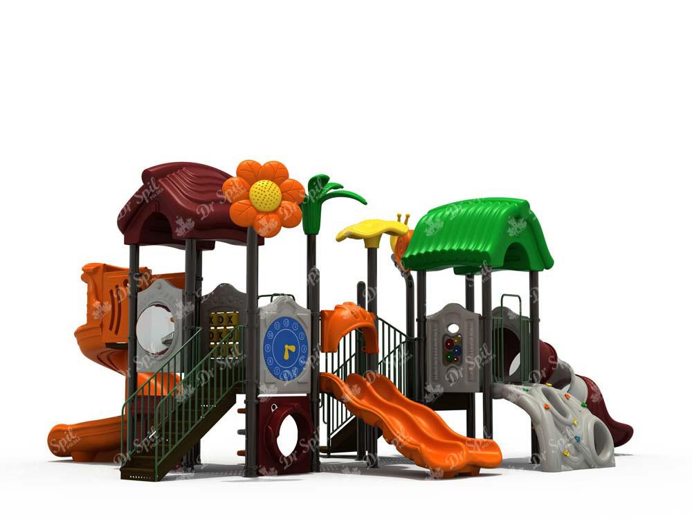 Spil Kolorowy ogród 507801