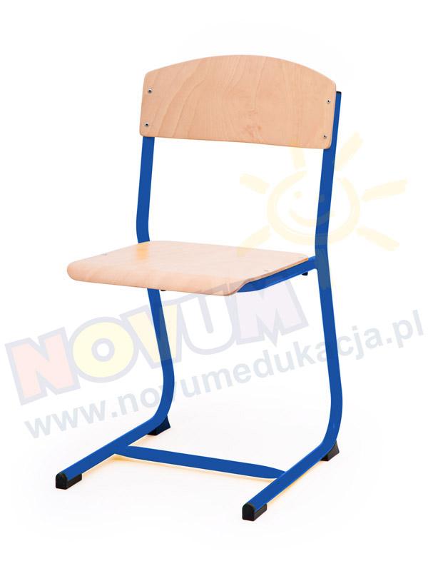 Novum Krzesełko Classic rozmiar 1 - niebieskie