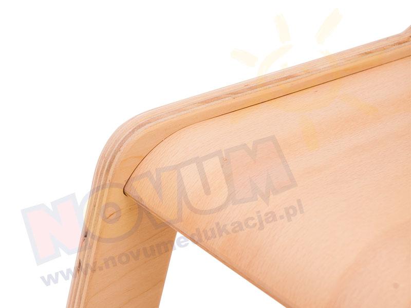 Novum Krzesełko ze sklejki 21 cm