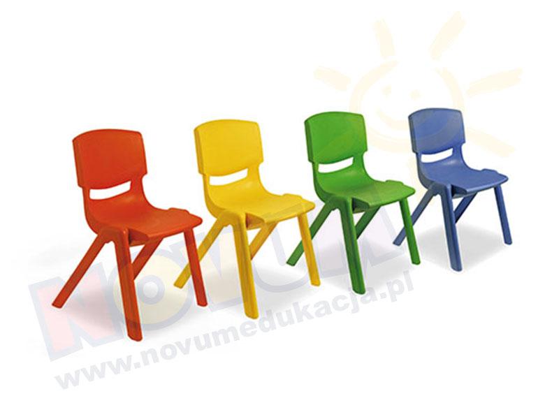 Novum Krzesło Owocuś 26 żółte