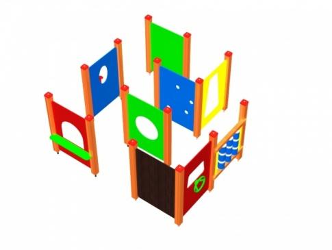 Elmo Place Zabaw Labirynt mini 001