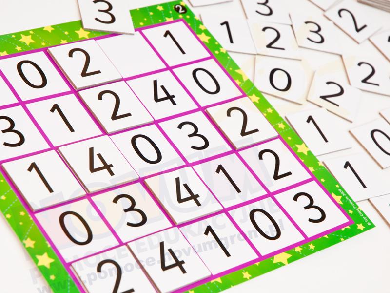 Novum Liczbowe Sudoku