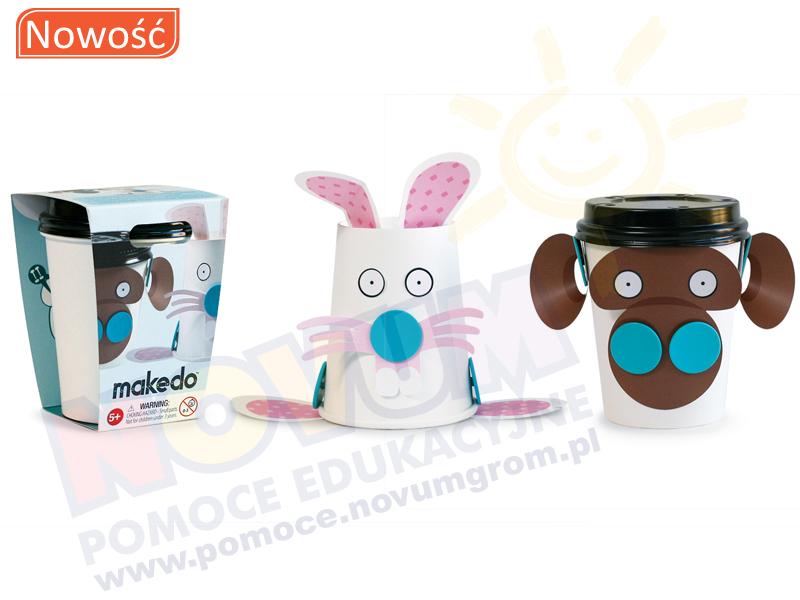 Novum MAKEDO cup critters