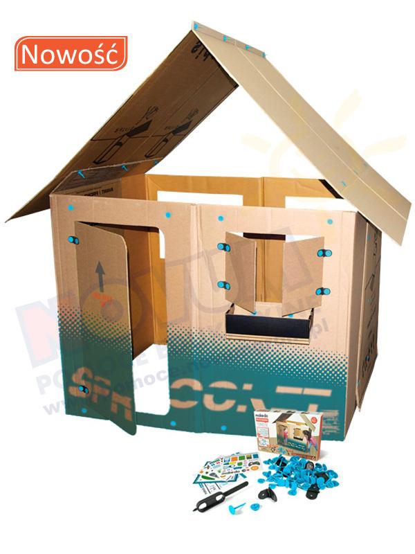 Novum MAKEDO Zestaw domek
