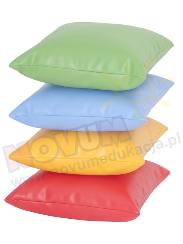 Novum Mała poduszka niebieska