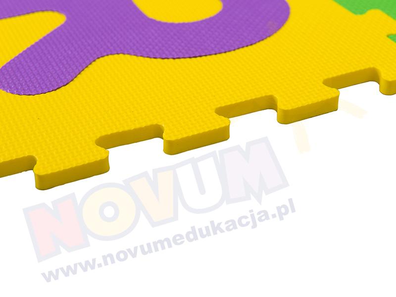 Novum Mata puzzle Litery