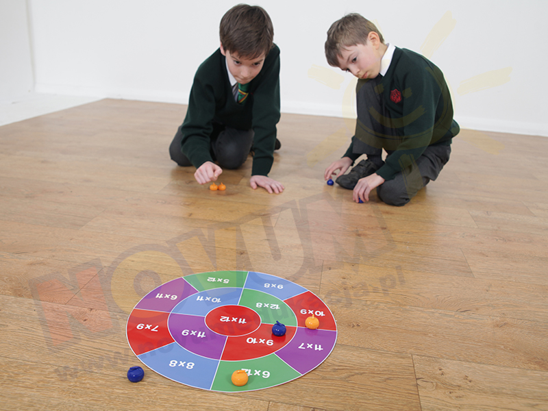 Novum Matematyczna Gra Curling