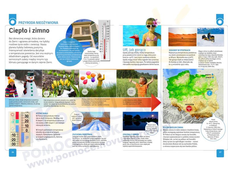 Novum Młody obserwator przyrody. Encyklopedia