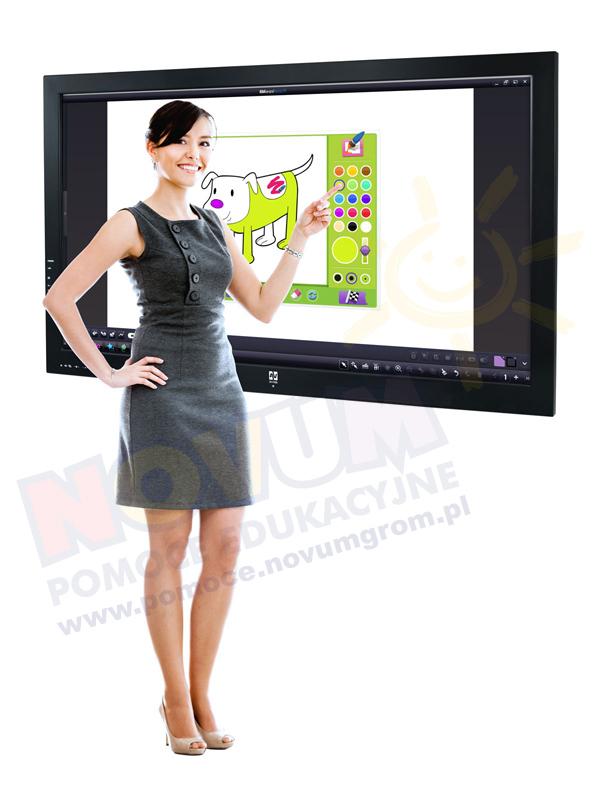Novum Monitor Interaktywny Avtek TouchScreen 65'
