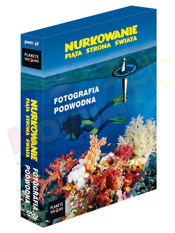 Novum Nurkowanie – piąta strona świata. Zestaw