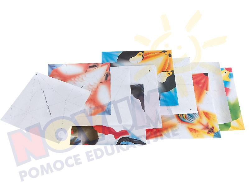 Novum Origami - Ptaszki