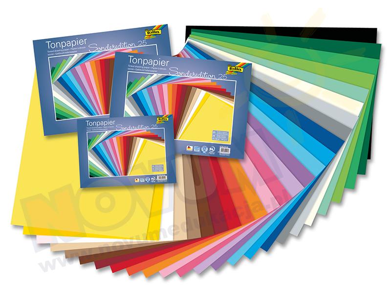 Novum Papier kolorowy