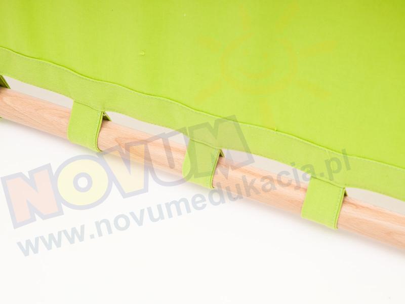 Novum Parawan niski - zielony
