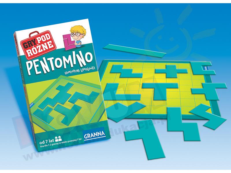 Novum Pentomino