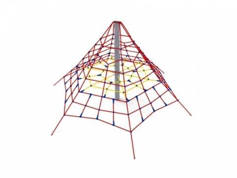 Elmo Place Zabaw Piramida Hati