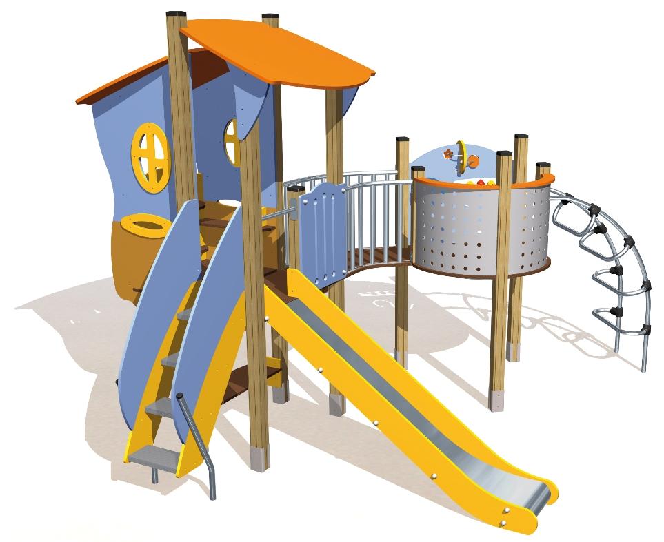 Educarium Plac zabaw Vivarea J3303