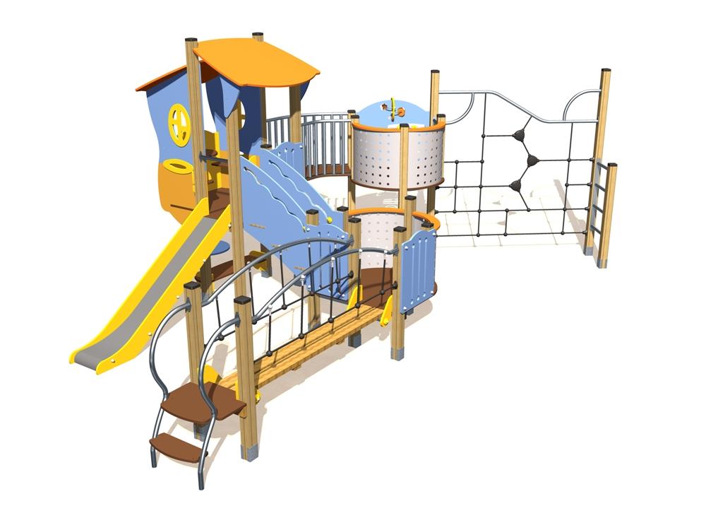 Educarium Plac zabaw Vivarea J3305