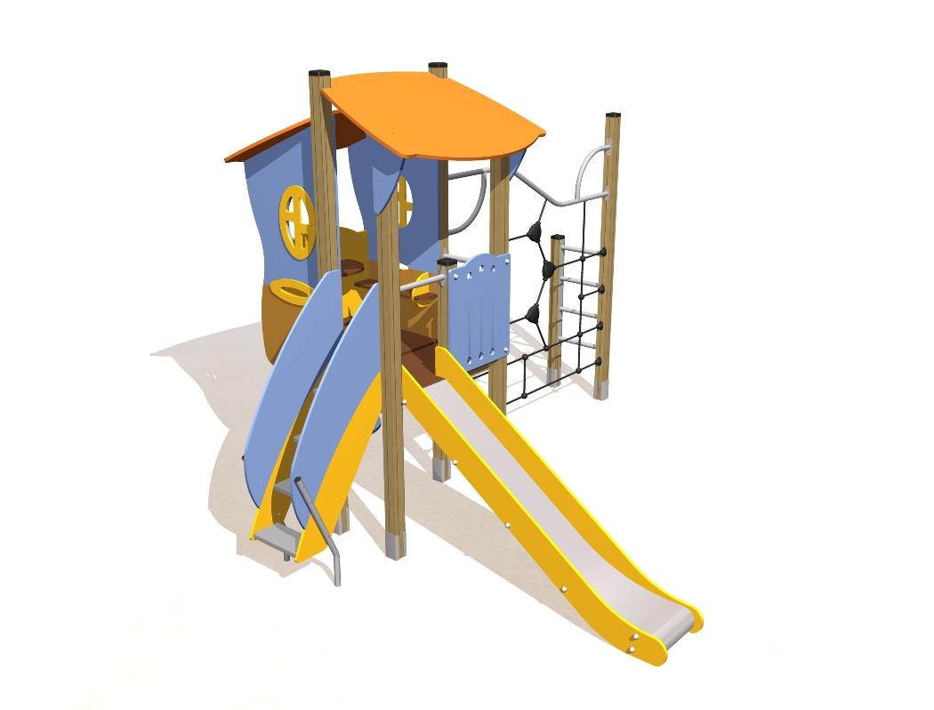 Educarium Plac zabaw Vivarea J3313